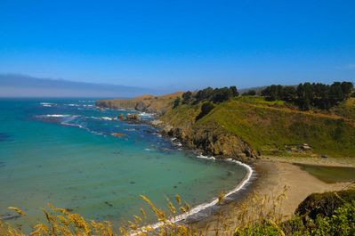 Beautiful unobstructed view of the Pacific!