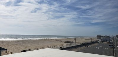 Photo for NJ Shore Oceanfront Apartment
