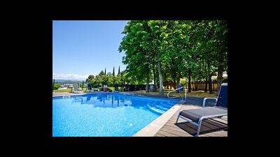 Photo for 14 bedroom Villa, sleeps 32 in Perafita with Pool, Air Con and WiFi