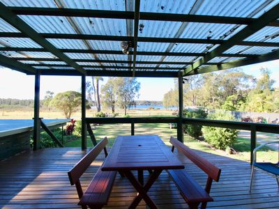 Photo for Waterfront Kangaroo Cottage - FREE LINEN , ABSOLUTE WATERFRONT