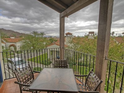 Photo for Upgraded Beautiful Upstairs Villa across from Main Resort Style Pool LQ145