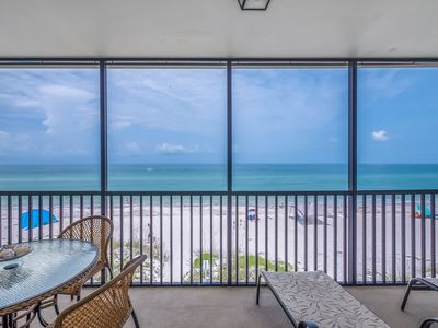 Photo for Sunset Terrace #209: Heated Pool, Gulf Front Codo w/Amazing Views & Beach Access