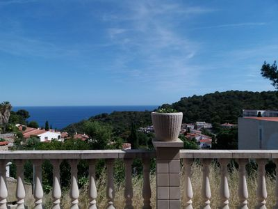 Photo for La-Siesta - Luxurious holiday home with panoramic sea views