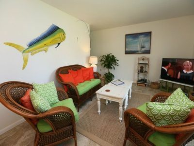 Photo for Hidden Gem at the Bayou Waterfront Condo Steps to the Beach