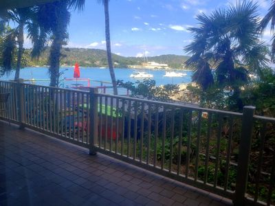 Photo for Pool views. Wrap around balcony. Lower $ available for longer stays. C12