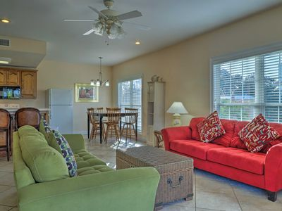 Photo for Duplex Home in Orange Beach 2 Mins to Boat Launch!