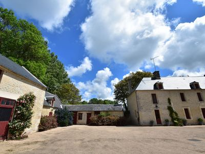Photo for Luxurious Mansion in Castle Grounds in Lantheuil