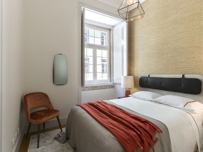 Photo for Superb stylish apartment, an urban retreat in an outstanding location: Baixa