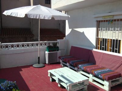 Photo for Beautiful house with terrace