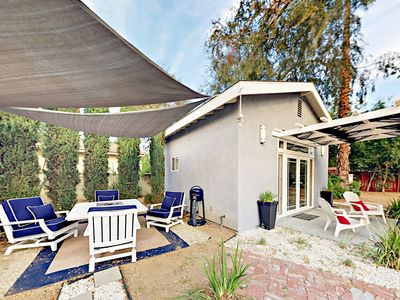 Backyard - You'll want to spend every free moment in the peaceful backyard oasis.