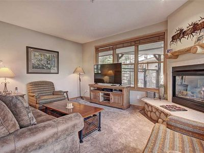 Photo for Near Main St in Breckenridge! Outdoor hot tub, Nicely furnished!