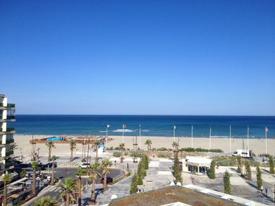 Photo for View MER Access Direct Beach Comfortable apartment with terrace