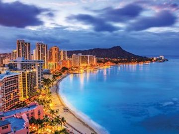 Wyndham at Waikiki Beach Walk, Honolulu, Hawaii, United States of America