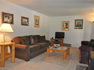 Photo for RMR: Conveniently Located 1 Bedroom Condo in Teton Village + Free Fun!