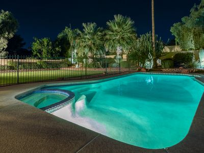 Photo for Entertainers delight in sought after Kierland with Diving Pool & Spa