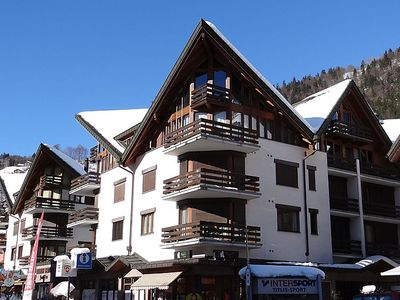 Photo for Apartment Bierlialp-Park A16 in Engelberg - 4 persons, 2 bedrooms