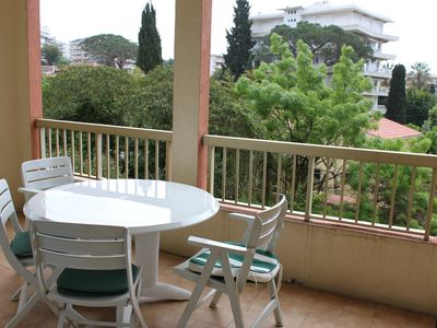 Photo for FURNISHED RENTAL TWO ROOMS QUIET IN RESIDENCE CENTER TOWN OF JUAN LES PINS