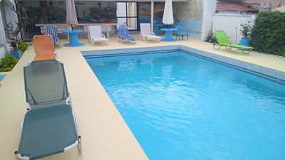 Photo for Villa Irene 3 * Two Storey apartment near the sea * Sandy Beach