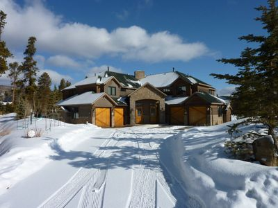 Photo for Canny Lodge Townhome Hot Tub Frisco Colorado House Rental