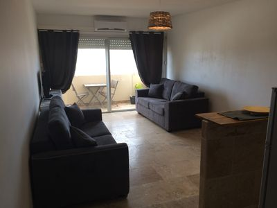 Photo for FURNISHED STUDIO 15 METERS FROM THE SEA