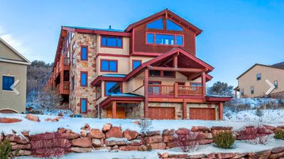 Photo for Vacation Family Reunions Corporate Events awesome view Park City Summer Rental
