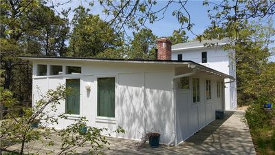 Photo for 3BD Architectural Delight--Walk to Beautiful Fisher Beach on Cape Cod Bay