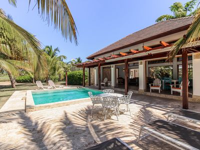 Photo for Dream home in Punta Cana Resort w/ private pool & access to beaches/golf/tennis!