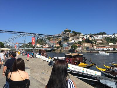 Photo for Downtown Porto Porto Flat with 3 singles rooms