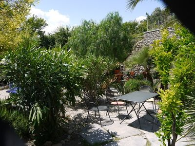 Photo for 6 km from the sea, in Ligurian back-country, olive grove, old village district