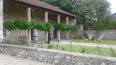 Photo for 2BR Villa Vacation Rental in Colombier, Nouvelle-Aquitaine