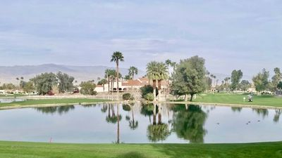 Photo for GOLF RETREAT_3Bd, 2BA, Luxury on the Golf Course in Palm Desert Resorter Club