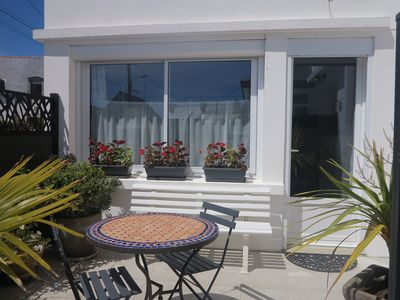 Photo for Small classified house *** OT29, near the port of Kérity.