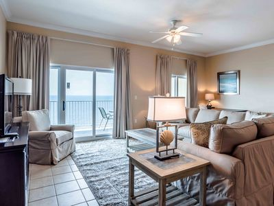 Photo for Wonderful Condo with Spectacular Views of the Gulf of Mexico | Great Resort Amenities!