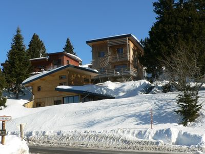 Photo for The Trappist Chalet in Chamrousse 1750m