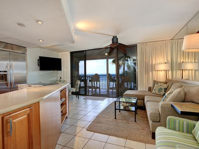 Photo for Both Bathrooms Newly Remodeled-12 Yds to the Beach-From $189/nt-Kihei Beach #207