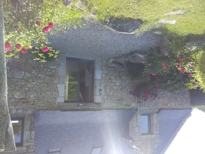 Photo for Longère 6-8 pers. South Brittany 5 minutes from the beaches