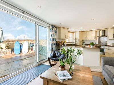 Photo for Fabulous Luxury Apartment Sleeping 6 - With Fabulous Sea Views