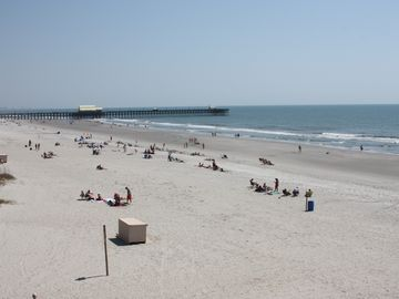 Lg Corner Direct Oceanfront & Updated Pelican's Watch  3BR/2.5BA - Free Wifi!