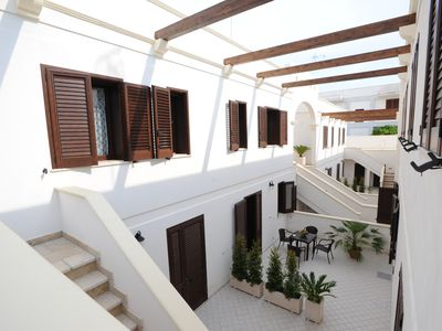 Photo for Carmelina 3, apartment in pescoluse, Maldives of Salento