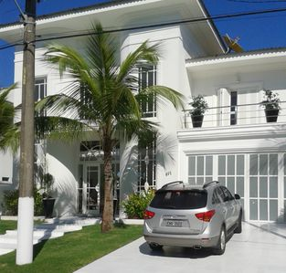 Photo for Rent house in Guaruja - Pernambuco Beach - Garden Acapulco