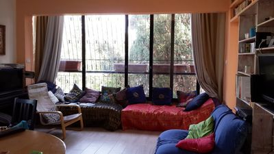 Photo for The Best Location In Jerusalem. German Colony 4 rooms Apartment