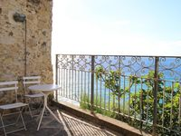 Wonderful stay in a lovely apartment with stunning view from the veranda