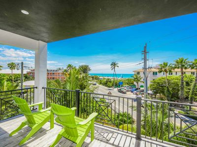 Photo for SEPTEMBER DATES DISCOUNTED! New 7BD luxury home steps to the beach