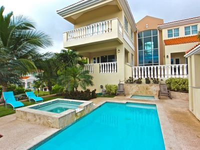 Photo for Castle Garden-Newly Remodeled, Luxury Villa with Ocean View in Palmas (SC51)