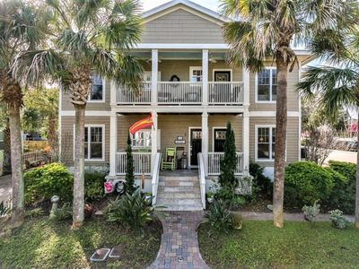 Photo for 5-Star Reviews: 3BR/2BA Upper Apartment in Historical St. Augustine