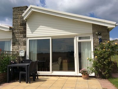 Photo for Two Bedroom bungalow positioned with views
