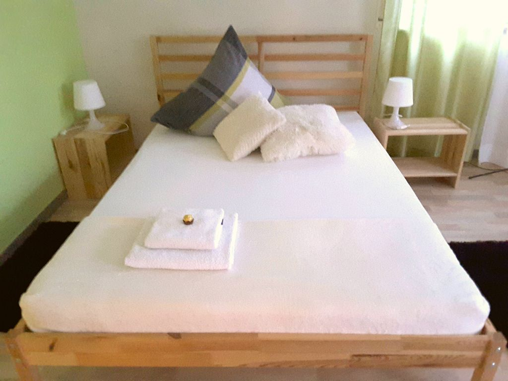 Modern comfortabel appartement met terras homeaway