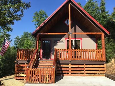 Welcome! Peaceful, cozy and quiet. Talley's Cabins' and Breakfast,