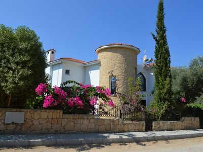 Photo for LUXURY SECLUDED 4 BED VILLA WITH UNBELIEVABLE VIEWS IN ALAGADI