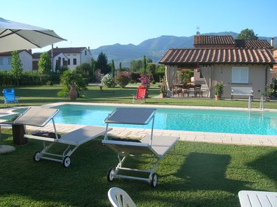 Photo for 1BR Villa Vacation Rental in Capannori, Toscana